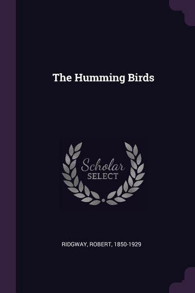 The Humming Birds