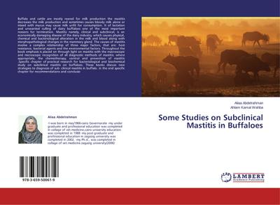 Some Studies on Subclinical Mastitis in Buffaloes
