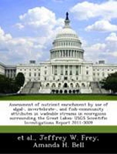 et al.: Assessment of nutrient enrichment by use of algal-,