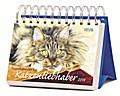 Tageskalender für Katzenliebhaber 2018