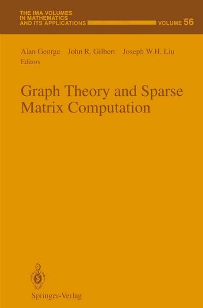 Graph Theory and Sparse Matrix Computation