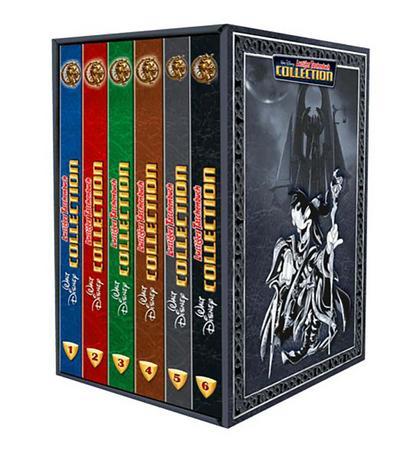 Lustiges Taschenbuch Collection Box (6 Bände im Schuber): Kampf der Zauberer