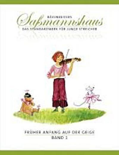 Früher Anfang auf der Geige. Bd.1