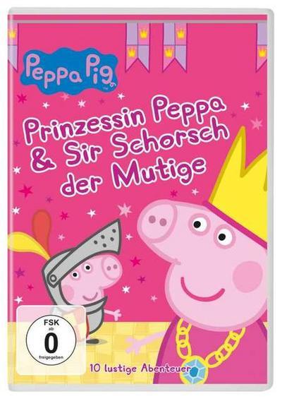 Peppa Pig - Prinzessin Peppa & Sir Schorsch der Mutige