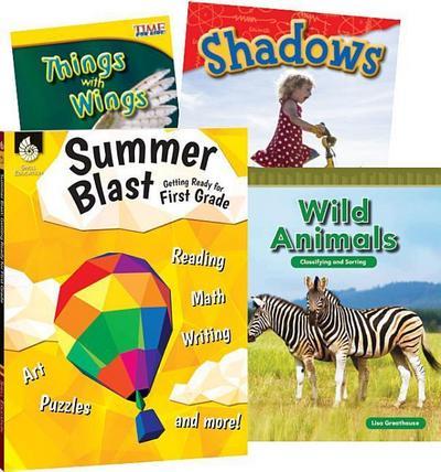 Learn-At-Home: Summer Stem Bundle Grade 1