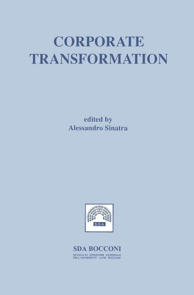 Corporate Transformation