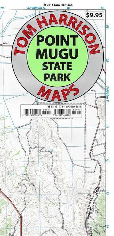 PT Mugu State Park Trail Map