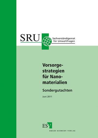 Vorsorgestrategien für Nanomaterialien