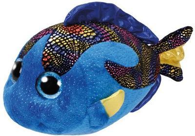 Aqua, Fisch blau 24cm