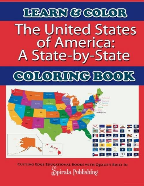 The United States of America, Color Learn &.