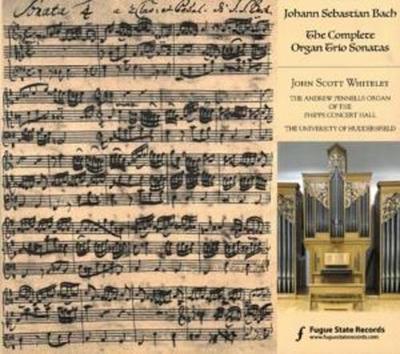 The Complete Organ Trio Sonatas