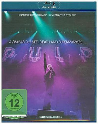 Pulp - A Film About Life, Death and Supermarkets, 1 Blu-ray