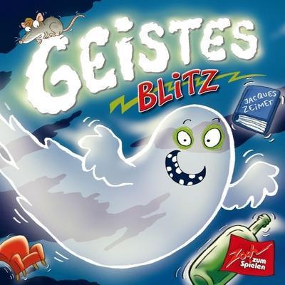 Zoch 601129800 - Geistesblitz, Kartenspiel - Zoch - Spielzeug, Englisch| Französisch| Deutsch| Italienisch, Jacques Zeimet, Für 2-8 Spieler, Für 2-8 Spieler