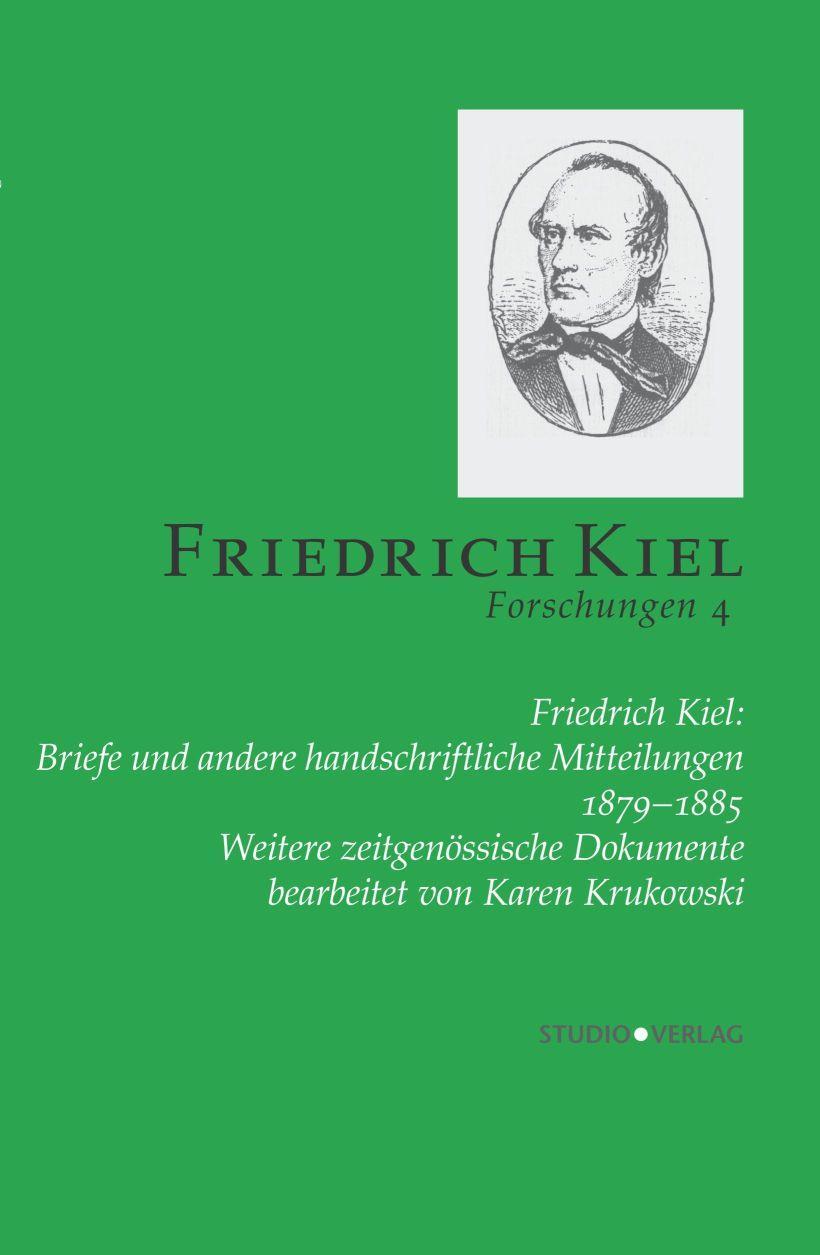 Friedrich-Kiel-Forschungen 4