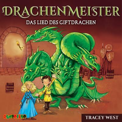 Drachenmeister - Das Lied des Giftdrachen