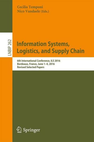 Information Systems, Logistics, and Supply Chain