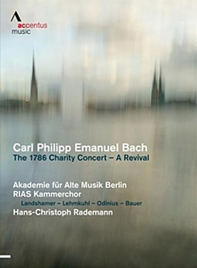 The 1786 Charity Concert-A Revival