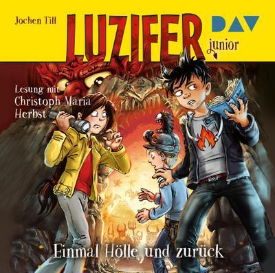 Luzifer junior - Teil 03: Einmal Hölle und zurück