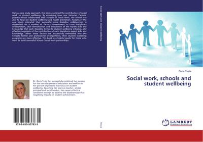 Social work, schools and student wellbeing