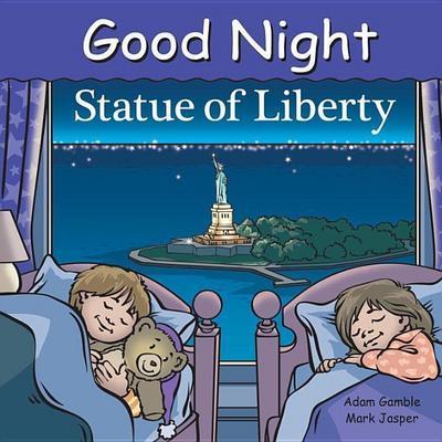 Good Night Statue of Liberty