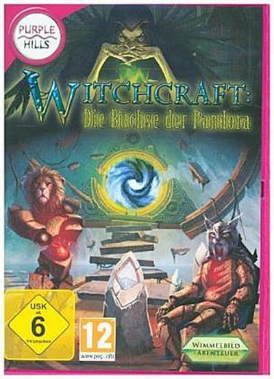 Witchcraft, Die Büchse der Pandorra, 1 CD-ROM