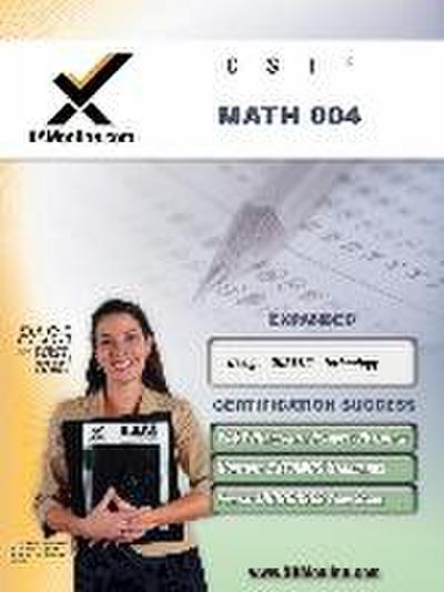 CST Math 004: teacher certification exam