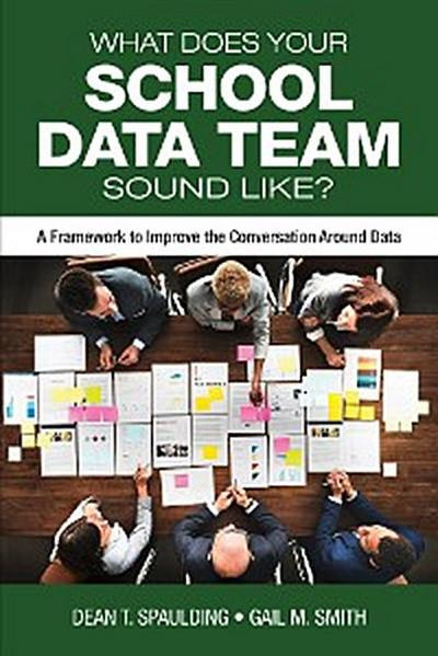 What Does Your School Data Team Sound Like?