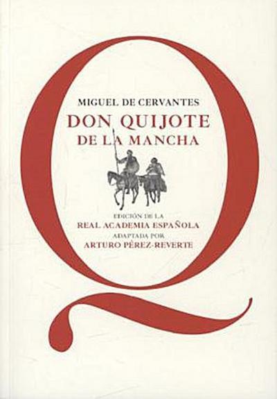 Don Quijote de la Mancha, spanische Ausgabe