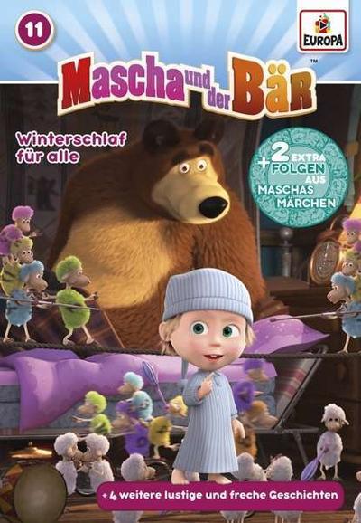 Mascha und der Bär 11. Winterschlaf für alle