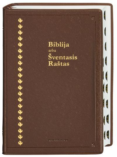 Bibelausgaben Bibel Litauisch - Biblija, Traditionelle Übersetzung
