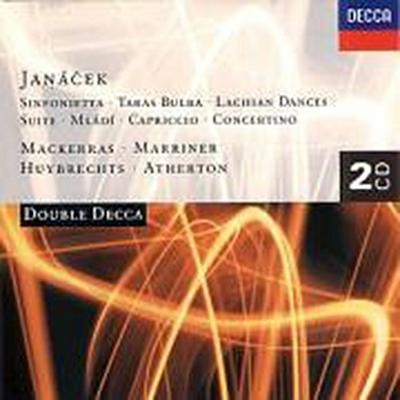 Sinfonietta/Taras Bulba/+