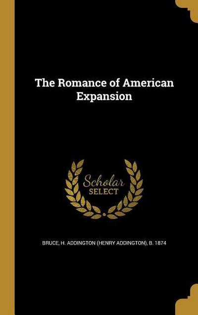 ROMANCE OF AMER EXPANSION
