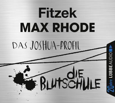 Das Joshua-Profil / Die Blutschule; . Jubiläumsausgabe.; Deutsch; Spieldauer 758 Min, 185 Tracks
