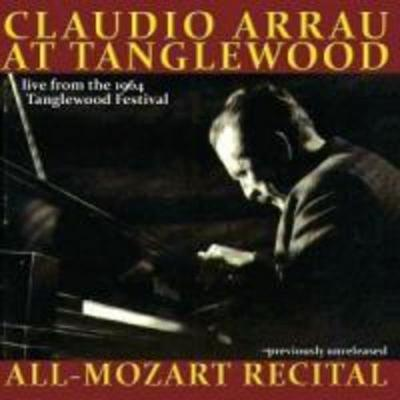 Claudio Arrau spielt Mozart (Tanglewood Festival)