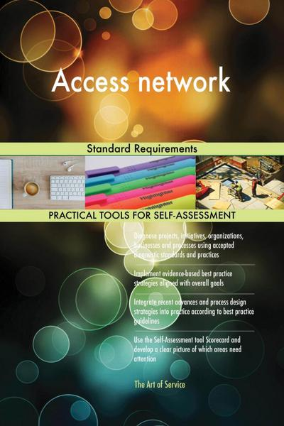 Access network Standard Requirements