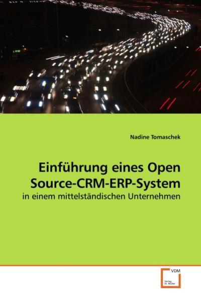 Einführung eines Open Source-CRM-ERP-System