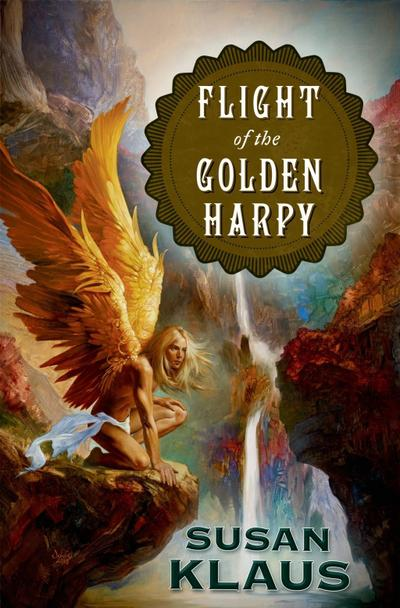 Flight of the Golden Harpy