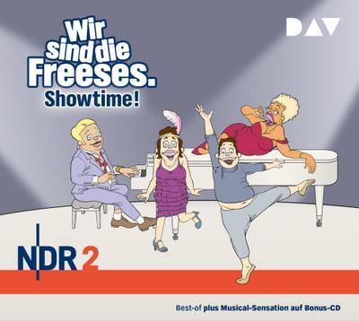 Wir sind die Freeses - Showtime!