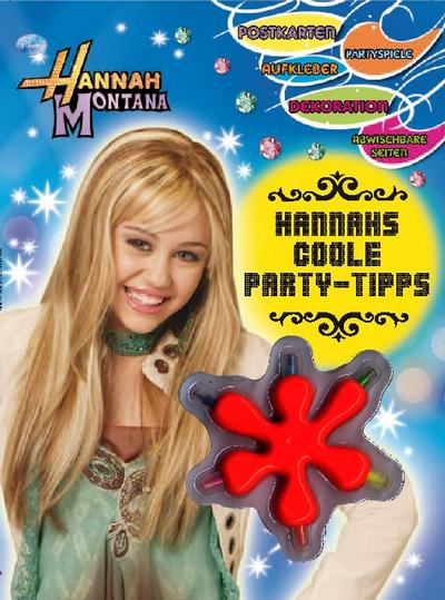 Hannah Montana : Coole Party-Tipps