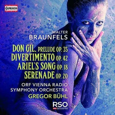 Don Gil von den grünen Hosen / Divertimento / Ariels Gesang / Serenade Es-Dur