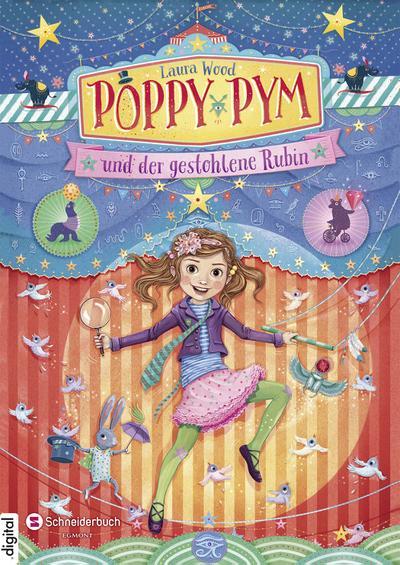 Poppy Pym und der gestohlene Rubin