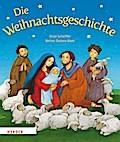 Die Weihnachtsgeschichte; Ill. v. Gotzen-Beek, Betina; Deutsch; Durchgehend vierfarbig illustriert