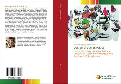 Design e Outros Papos - Suzana Mara Sacchi Padovano
