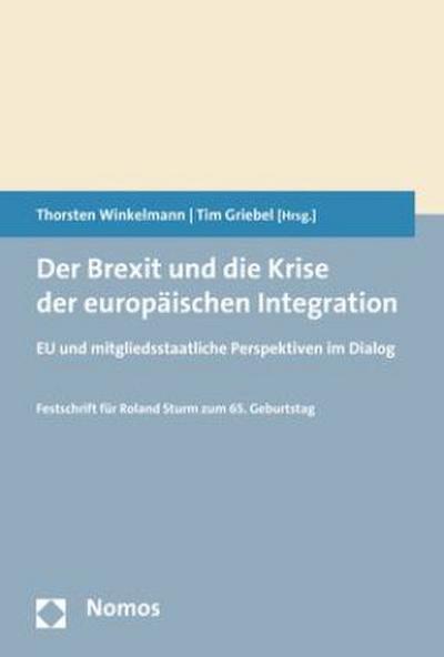 Der Brexit und die Krise der europäischen Integration