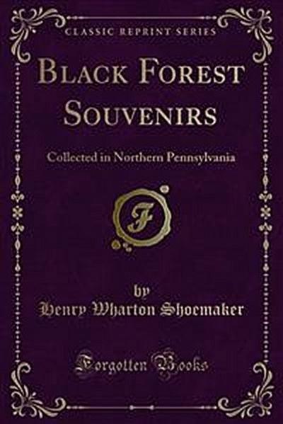 Black Forest Souvenirs