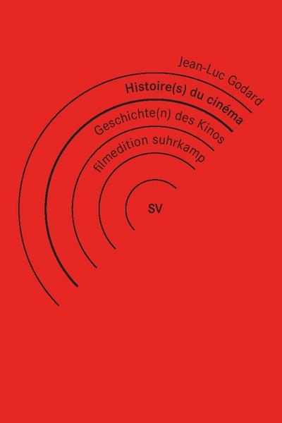 Geschichte(n) des Kinos. Histoire(s) du cinéma. Deutsche Sprachfassung. 2 DVD-Videos