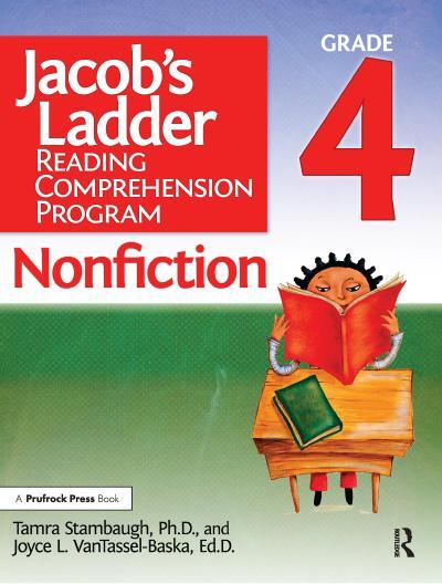 Jacob's Ladder Reading Comprehension Program: Nonfiction Grade 4