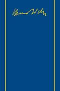 Gesamtausgabe Finanzwissenschaft. Vorlesungen 1894-1897