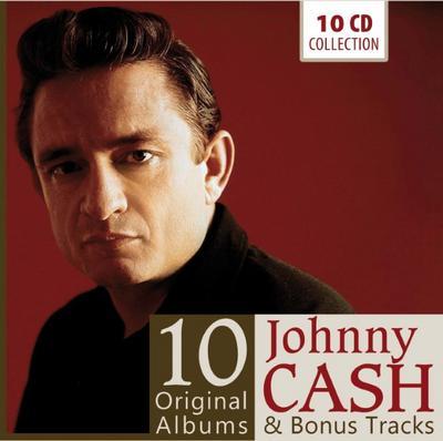 Johnny Cash - 10 Original Albums