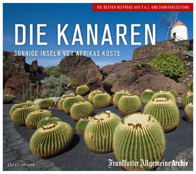 Die Kanaren, 2 Audio-CDs